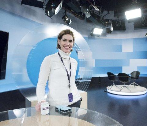 Dyveke Buanes er sjef for NRK Hordaland. Statskanalen sliter med å holde på radiolytterne til NRK P1.