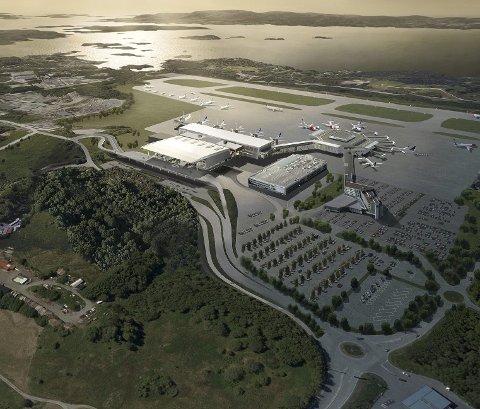 Av- og påstigning kan koste veldig mye mer enn det gjorde før den nye terminalen åpnet.