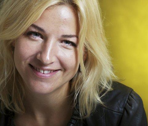 KONFERANSIER: TV.-kjendisen Guri Solberg skal være konferansier på Torgallmenningen.