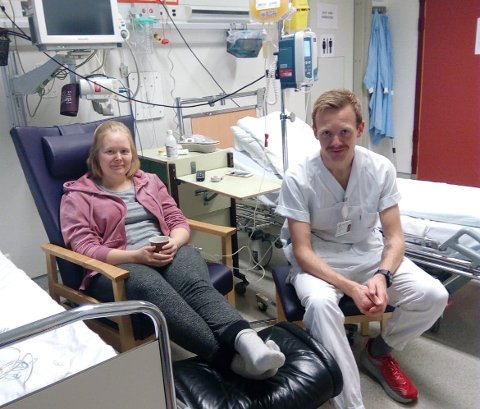 Da Silje Sandnes Lillefosse (21) fikk kreft, ville familien gjøre alt de kunne for å hjelpe. Det endte med at storebror Bjørnar (27) donerte stamceller.
