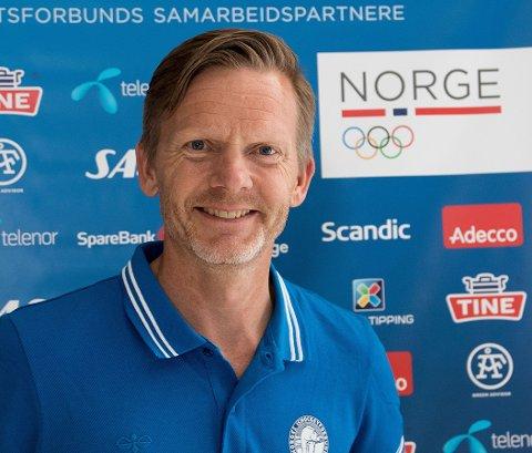 PRESIDENT: Tage Pettersen er president i forbundsstyret til Norges hockeyforbund.
