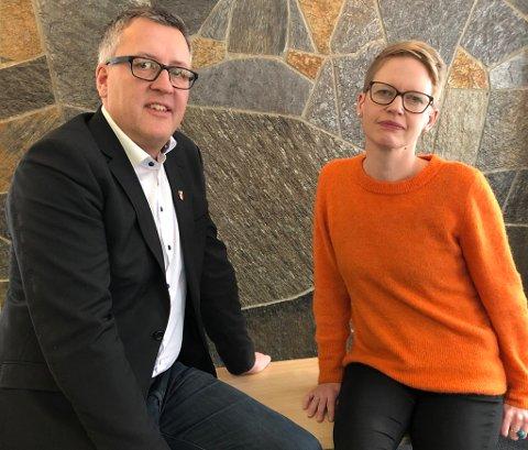 Rune Støstad og Anette Musdalslien i Gudbrandsdalstinget ber både storting og direktorat sørge for at bedriften Glasopor ikke får regning på over 16 millioner kroner etter naturkatastrofen som rammet Skjåk og Ottadalen i 2018.