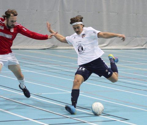 FUTSAL: Indre Østland Fotballkrets ønsker å etablere egne serier for futsal fra høsten 2017.