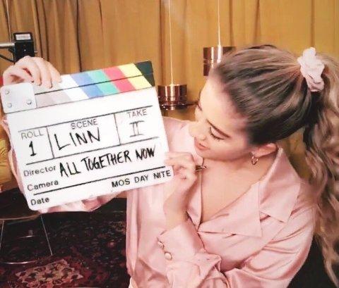 ARTIST: Linn Kristin Mæland er deltaker i TV Norges nye sangprogram «All together now Norge». Programmet har premiere tirsdag 8. januar.