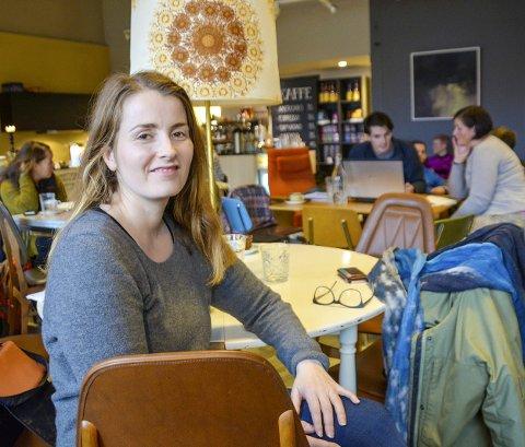 - Selskapet ønsker på sikt å knytte til seg enda flere medarbeidere i Lofoten, opplyser Åshild Elton Jacobsen