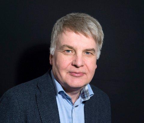 SOM FORVENTET: Erik Sønstelie, Redaktør i Oppland Arbeiderblad, er ikke overrasket over at Statsforvalteren i Innlandet gir avisen fullt medhold.