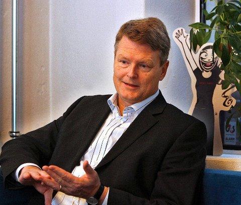 Widar Salbuvik, styreleder i ABP. Arkivfoto.
