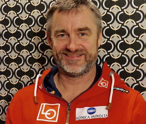 KOMMER: Sportssjefen for det norske hopplandslaget Clas Brede Bråthen kommer til Tour of Norway-konferansen.