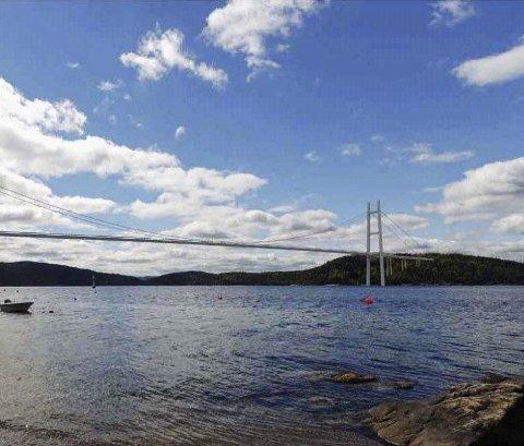 JA til bro: Vegvesenet mener bro over Håøya er det beste veialternativet.