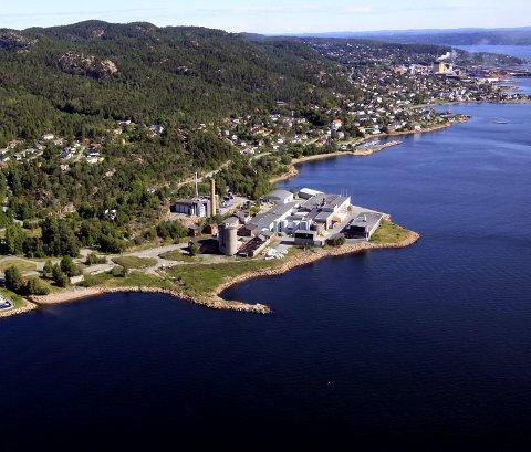 Toftes framtid: Tirsdag avgjøres det  om det blir demoanlegg for produksjon av olje på Tofte. arkivfoto: Henning A. Jønholdt
