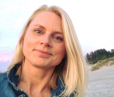 FRÅFLYTTAR: Mette Ferkingstad har flytta frå Forsand til Stavanger etter 15 år i bygda ved Lysefjorden.