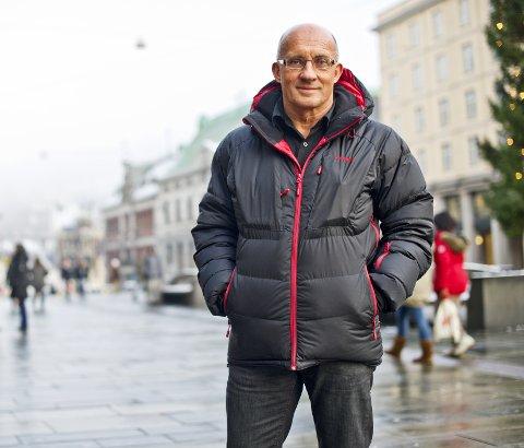 Psykolog Trond Haukedal forteller om hvordan mørket påvirker mennesket.