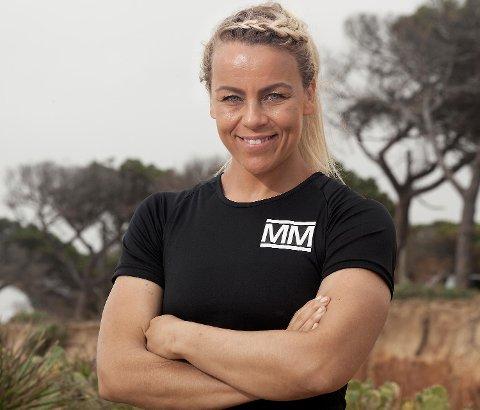 Isabel Blanco innrømmer at hun var redd for å delta i «Mesternes mester» på NRK, men i ettertid angrer ikke 38-åringen på at hun våget å være med. (Foto: NRK/Rubicon-TV)
