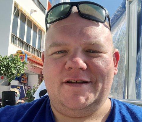 TAKKER GRANHEIM: Johan Carli Johansen er tidligere pasient på lyngesykehuset i Follebu.