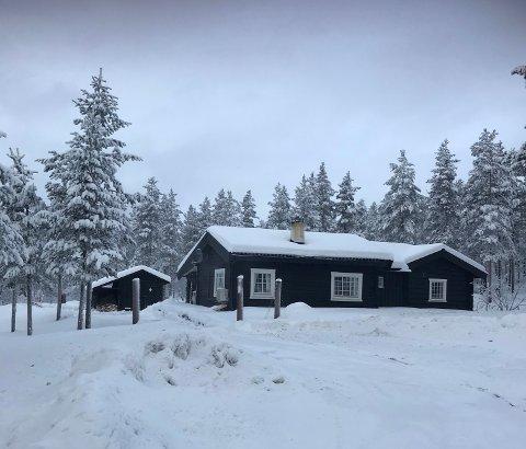 Hytta til Steinar Bolstad ved Melingen fikk verdiøkning på 175 prosent etter ny takst i Vågå kommune.