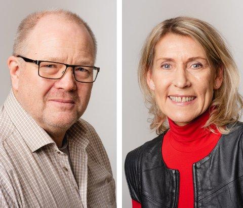 Administrerende direktør Hulda Gunnlaugsdottir ønsker ikke å svare på mistilliten som ansatte har rettet mot prosjektdirektør Kåre Løvstakken.