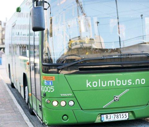 Jæren kan bli rammet av busstreik fra onsdag.