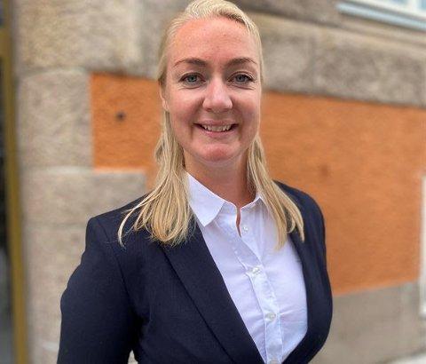 Anna-Liisa Brantzeg Evensen fra Tromsø har takket ja til ny jobb i Sparebanken Nord-Norge. Foto: SNN