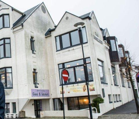 Hotell Wassilioff i Stavern