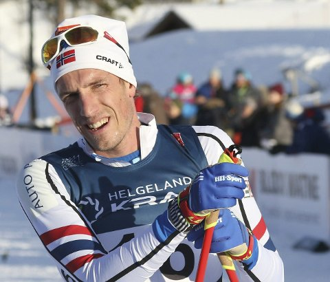 UTE I KULDEN: Truls Sønsthagen Johansen har ikke gått renn på halvannen måned. Elverumsingen føler seg forbigått i uttakene.