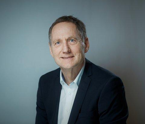 BLE VALGT: Det var over 50 kandidater til stillingen. Valget falt på Alf Inge Berget (60).