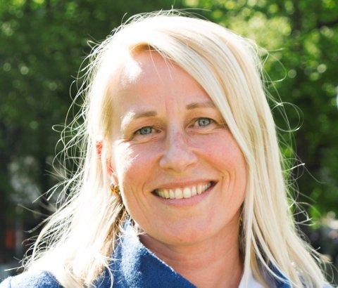 Marianne Synnes Emblemsvåg er stortingsrepresentant fra Møre og Romsdal, men ønsker ikke å ta gjenvalg.