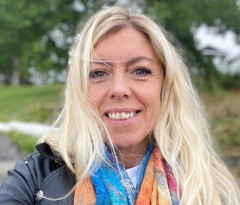 PODDER: – Trøndersk historie er et utømmelig tema, sier Rita Elvira Husby (45) fra Skaun.