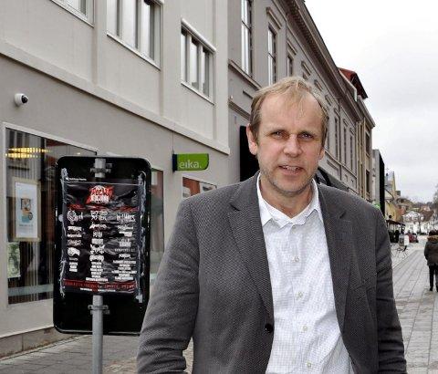 Formuetoppen: Ole Kristian Sørlie med gard i Torpegardane, men som driv verksemd i Halden, var også i fjor på formuetoppen i Vang.