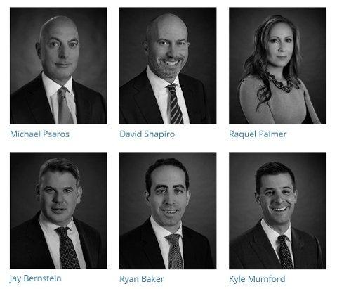 TOPPENE: Dette er partnerne i KPS Capital Partners.