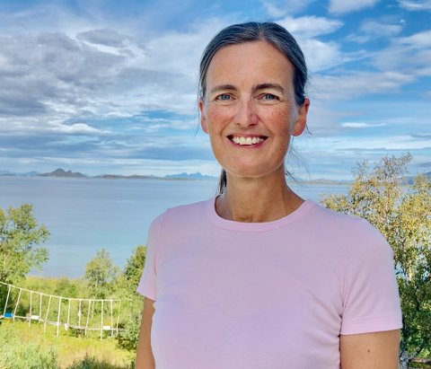 Overraskende: – Forespørselen om å sitte i utvalget kom i sommer. Det var veldig hyggelig, og selvsagt også overraskende å få en slik henvendelse., sier Marianne Hansen. Hun er bosatt på Leines i Steiigen.