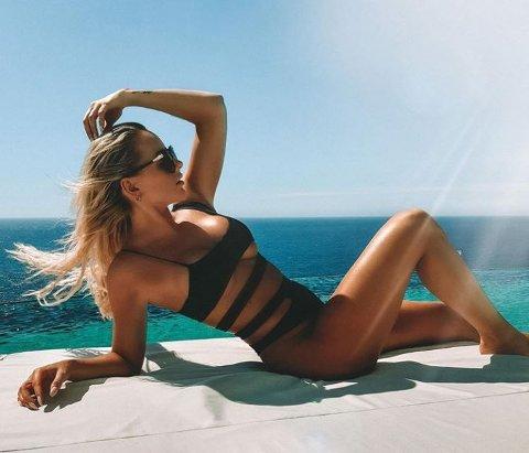 PÅ SKJERMEN: Ine Mausethagen er å se på Paradise Hotel denne sesongen. Hun har ventet på å kunne delta lenge.