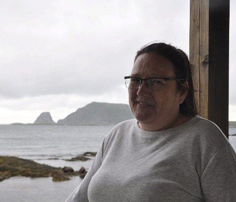 VIL RO DET I LAND: Selv om Nordkapp Havpark er begjært konkurs, håper Helene Walsø-Kanstad at hun kan slippe å gå konkurs.
