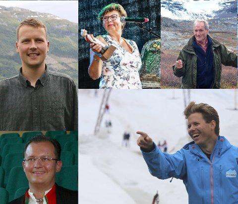 Av dei som kjem til å vera til stades er Leif Olav Lutro, Solfrid Borge, Ragnar Ystanes, Hans Edmund Utne og Andreas Skogseth.