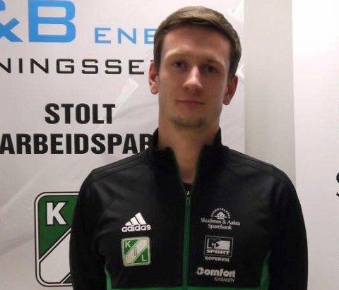 NY KOPERVIK-TRENER: Roger Skulstad Johannesen.