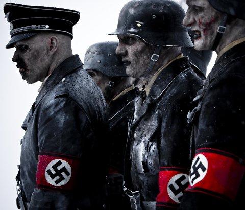 NY NAZI-ZOMBIE-FILM: Herzog har blitt en velkjent figur i populærkulturen, og nå kan han få selskap av «zombie-Hitler» i den neste Død Snø-filmen.  Foto: Tappeluft Pictures