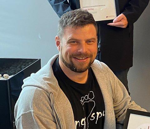 UTMELDT: Frode Førland ville ikkje lenger vera medlem av Time Senterparti.
