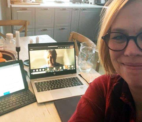 Det er en ære å bli gjenvalgt, både til fylkesstyret i Vestfold og Telemark Arbeiderparti og til Landsstyret i Arbeiderpartiet, sier Elin Gran Weggesrud.