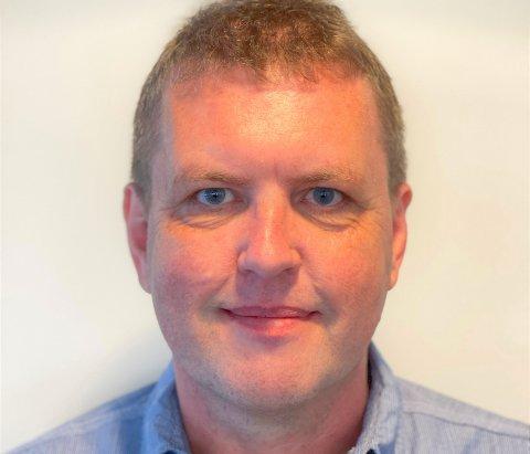 Svein Martin Kaldestad er ny HR-sjef på Hydro Husnes. Han har vore i stillinga sidan 1. februar, og gler seg til fortsettinga.