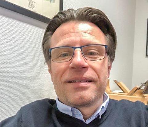 Trond Nicolaysen.