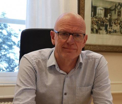 BYTTER JOBB: Martin Sæbu (54) går fra rådmann i Vestre Slidre til kommunedirektør i Nord-Aurdal.