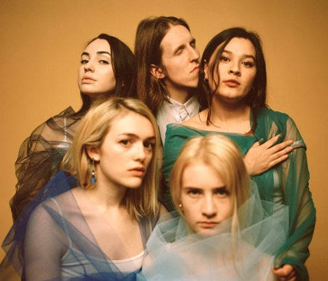 JUNO: Bandet som spiller sist denne Digel-lørdagen er Juno som på kort tid har markert seg i musikkverdenen som et ettertraktet liveband.