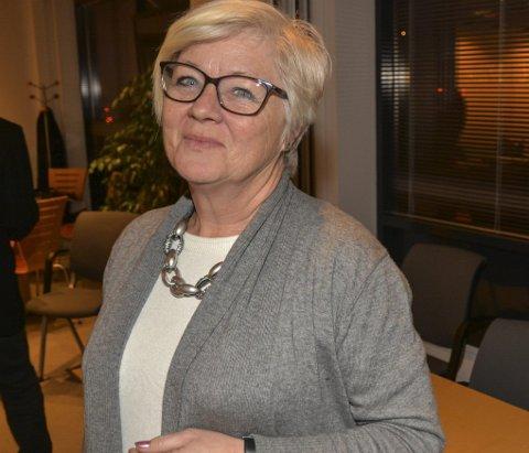 Fortvilet: May Britt Lunde mener administrasjonen ikke har lagt ned grundig nok arbeid i budsjettforslaget.Arkivfoto
