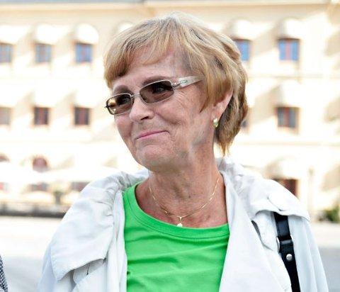 KORRUPSJONSSAKEN I DRAMMEN: «Når skal kommunens ledelse forstå og ta innover seg at de på denne måten har opptrådt både uklokt og uprofesjonelt?», spør Trine Borge Johansen i Drammen Senterparti.