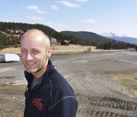 """Kjetil Villa i Lemonsjøen Alpinsenter forteller at de står i """"uvissa""""."""