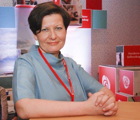 TVILLINGMODELLEN: Helga Pedersen mener at tvillingmodellen er den som bør velges som styringsmodell for det nye fylket.