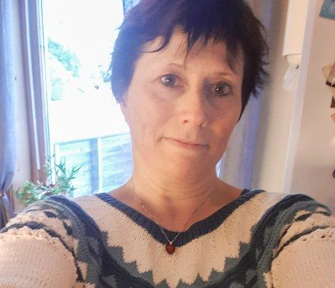 Turid Helene Aksberg representerer Senterpartiet i Flakstads kommunestyre.