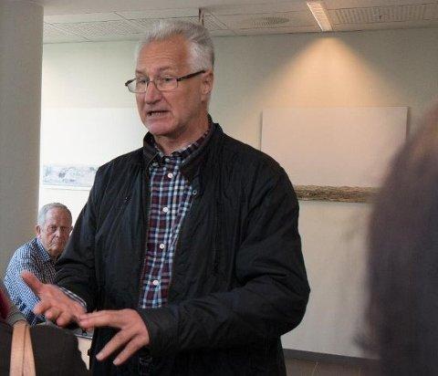 TEKNOLOGI: Jan Skoland har utviklet teknologi som kan revolusjonere elektrifiseringen av skipsfarten — og kanskje vindkraftindustrien.