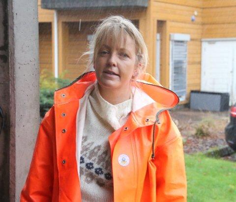 UFORUTSIGBART: Kommuneoverlege Henriette Pettersen melder at rundt halvparten av prøvene etter retestingen av KVS-elever og ansatte har kommet tilbake. Alle var negative.