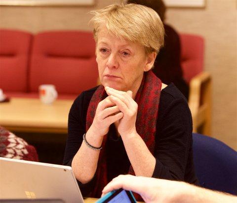Olaug Bergset (SP) blir trolig ny ordfører etter at partiet hennes gjorde et brakvalg, og ble størst i Nordreisa. Bergset var bortreist på valgdagen, på ferie i Italia. Foto: Ola Solvang