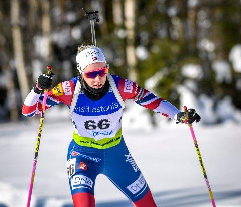 Emilie Kalkenberg.